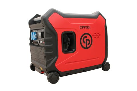 CPPG3I AVR 50hz 230v Inverter Generator Set Electric Start