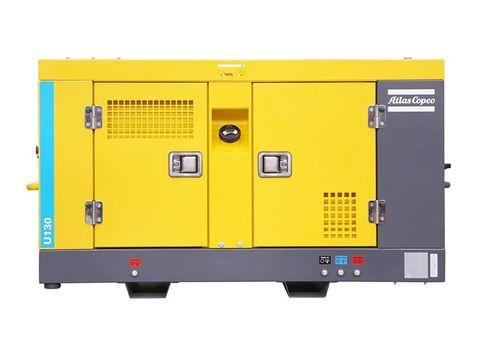 Portable Air Compressor CP 110CFM Utility + Aftercooler