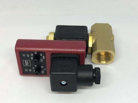 "Condensate Drain EZ-1 Timer Controlled 1/2"" 230V"