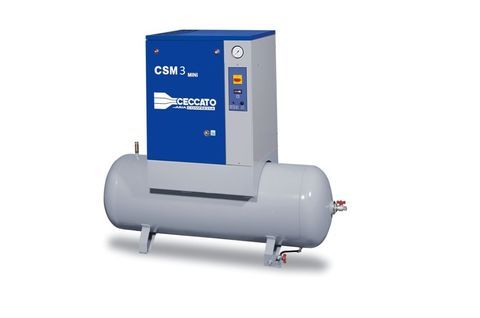 CSM3/10-200 3HP 230/1/50 10Bar 200L Tank No Dryer
