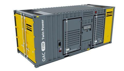 GENERATOR QAC1100 Twinpower