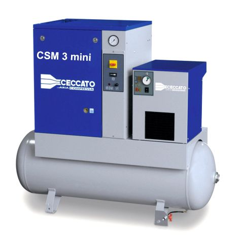 CSM3 Full Feature 3 HP SCREW C/W DRYER