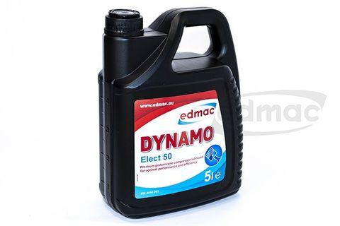 Dynamo ISO 100 Grade Oil 5 Litres Elect 50