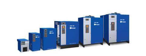 CDX120 Dryer Refrigeration E12 Ceccato 424CFM