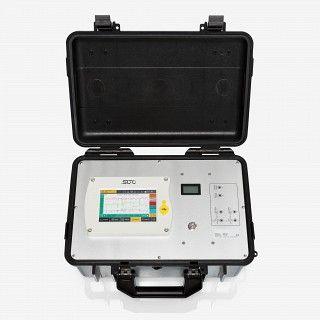 Suto S551 Portable data recorder, 4 digital input, 2 analogue input, power