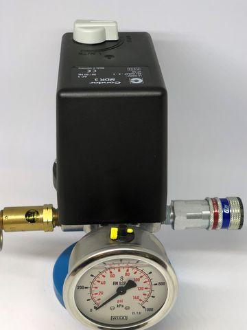 Pressure Switch MDR3 4-6.3 amp