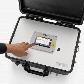 SUTO S600 Portable Compressed Air Purity Analyzer