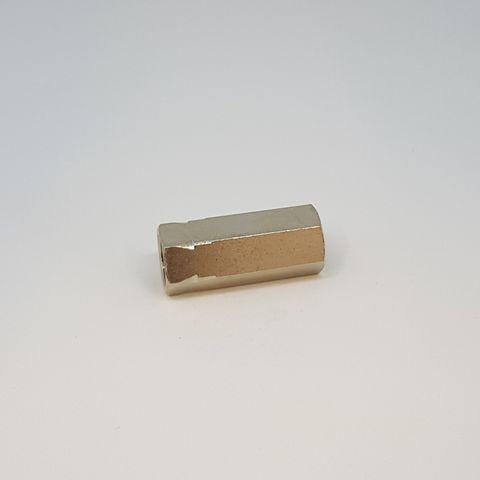 Check Valve 3/8 Inline Nickel