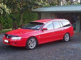 Holden Bonnet Australia