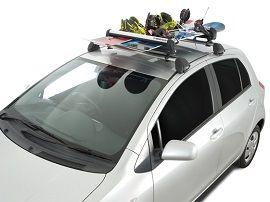 ski rack roof rack