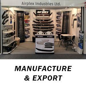 Airplex Manufacture In New Zealand