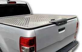 flat top alloy lid