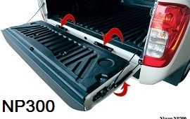 np300 tailgate