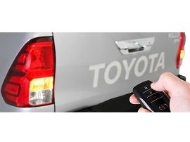 Tailgate Assist Easy Down and Up for Utes