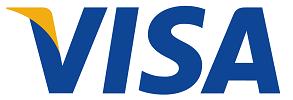Visa Card accepted at Airplex