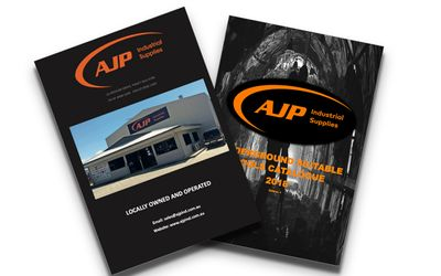 AJP Industrial Supplies Catalogues