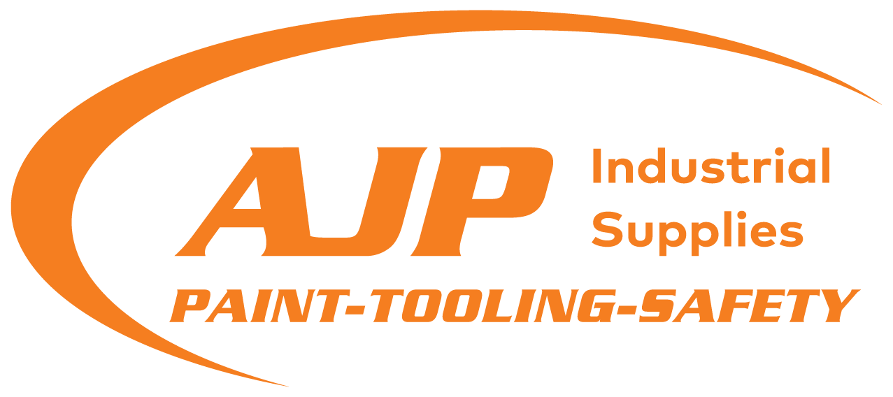 AJP Industrial Supplies Logo Orange Lg