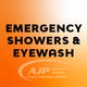 EMERGENCY SHOWERS AND EYEWASH