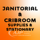 Janitorial & Cribroom Supplies & Stationary