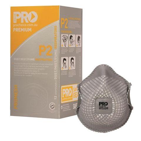 PRO-MESH RESP P2 (BX12)
