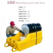 DRUM CADDY 200L