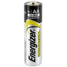 AA ENERGIZER BATTERY EN91