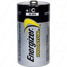 C ENERGIZER BATTERY EN93