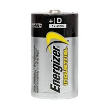 D ENERGIZER BATTERY EN95