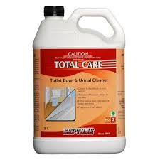 TOTAL CARE TIOLET CLEANER 5LT