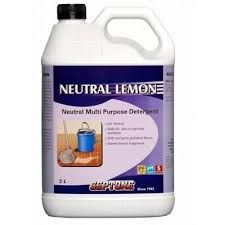 5LT NEUTRAL LEMON CLEANER