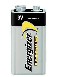 9V ENERGIZER BATTERY EN22