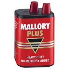 6V MALLORY BATTERY M908