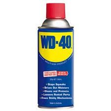 WD40 CAN 325G