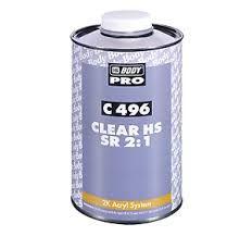 HS CLEAR 2:1 HB 699 5L