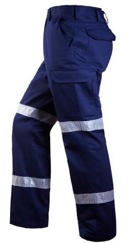 CARGO TROUSERS - TAPED
