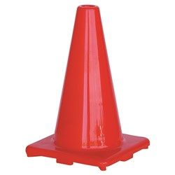 ORANGE TRAFFIC CONE 450mm