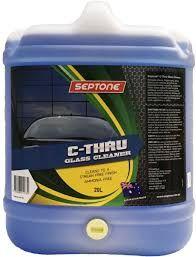 C-THRU - GLASS CLEANER