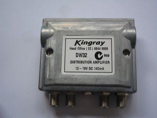 DIST AMP VHF/UHF 32DB INC PSK06S