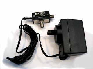 POWER SUPPLY 14V DC F TYPE