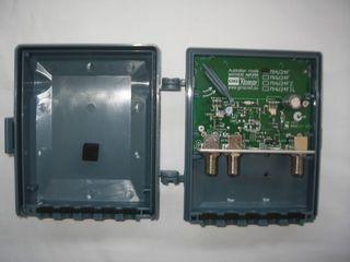 MH AMP UHF LTE 35DB F TYPE REQ PSK