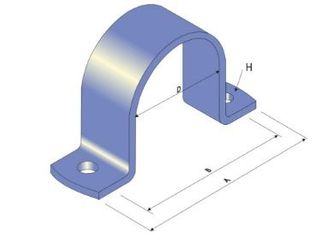 SADDLE CLAMPS