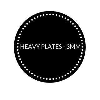 HEAVY PLATES - 3MM