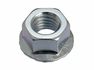 METRIC FLANGE NUT