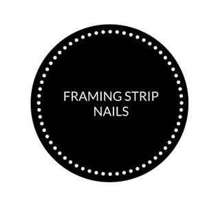 COLLATED FRAMING STRIP NAILS