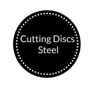 CUTTING DISCS - STEEL