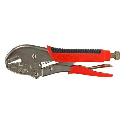 LOCKING PLIER 250MM STRAIGHT JAW COMF/GR