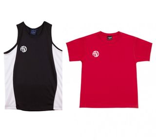 Singlets and Tees
