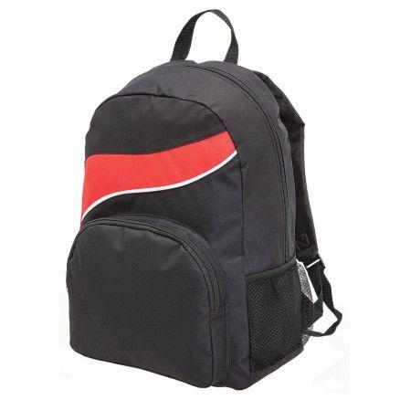 Twist Backpack Black/Red