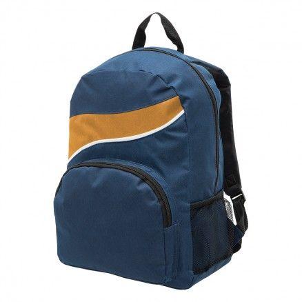 Twist Backpack Navy/Orange