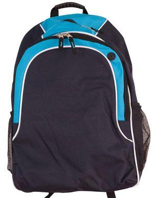 Winner Backpack Nvy/Wht/Aqu